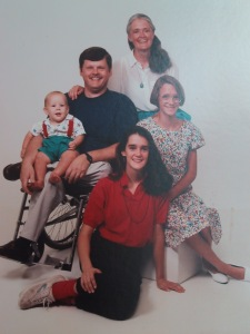 1989 Family Portrait