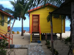 Yellow Cabana, Placencia, Belize