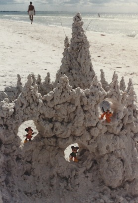 Florida Drizzle Castle 1986