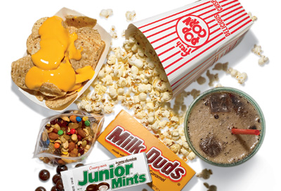 Movie snacks