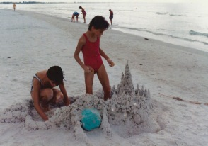 Florida Drizzle Castle 1986