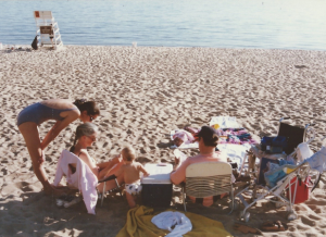 Lake Tahoe 1991