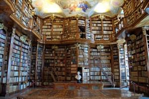 St. Florian Monastery-Library, Austria