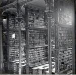 Main library in Cincinnati, closed in 1955