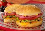 Schlotzsky's Original sandwich