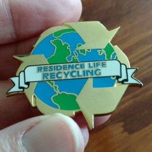 ResLifeRecycling Pin