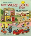 Best Word Book Ever, Richard Scarry
