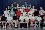 Mr. Harris, Eighth grade