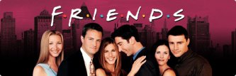 Friends TV ensemble cast