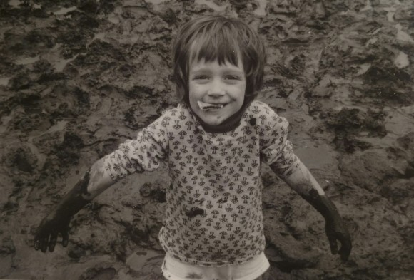 Mud Season 1982, Phoebe age 5