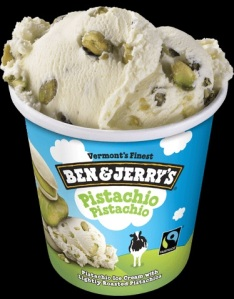 Pistachio Ice Cream, benjerry.com