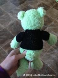 Green Bear's New Sweater, Jan 2015