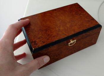 Graduation Jewelry Box, 1994
