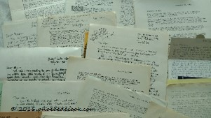 Letters from my past, phoebedecook.com