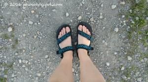 Sandals, phoebedecook.com