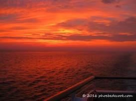 2008 Bermuda Sunset, phoebedecook.com