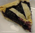 Slice of blueberry pie, phoebedecook.com