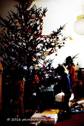 Christmas 1980, phoebedecook.com