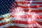 Flag and Fireworks, allthingsaudiology.com