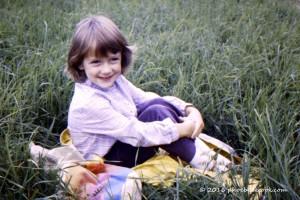 Phoebe age 5, phoebedecook.com