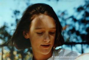 Phoebe age 14, phoebedecook.com
