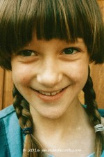 Phoebe age 8, phoebedecook.com