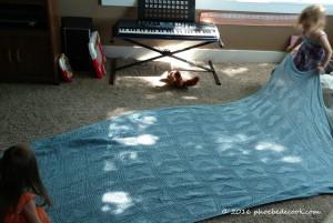 Picnic Blanket, phoebedecook.com