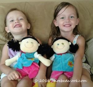 Twins, phoebedecook.com