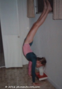 Phoebe gymnast 1988, phoebedecook.com