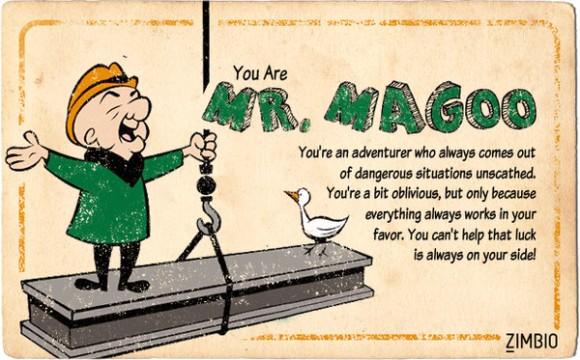 Mr. Magoo, zimbio.com