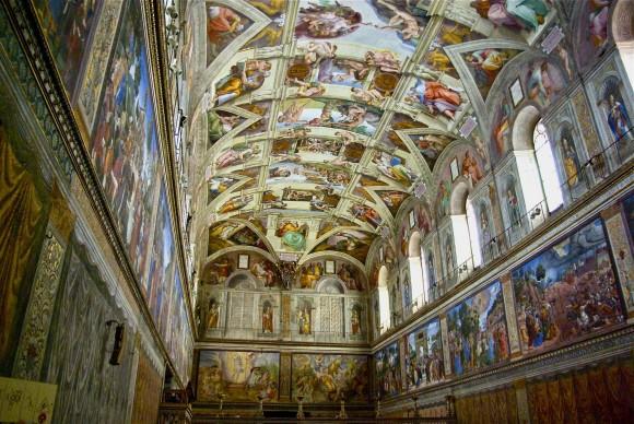 Sistine Chapel, apassportaffair.com