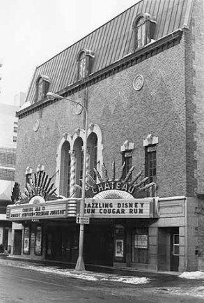 Chateau Theatre, Rochester MN