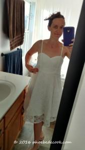 Wedding Dress, phoebedecook.com